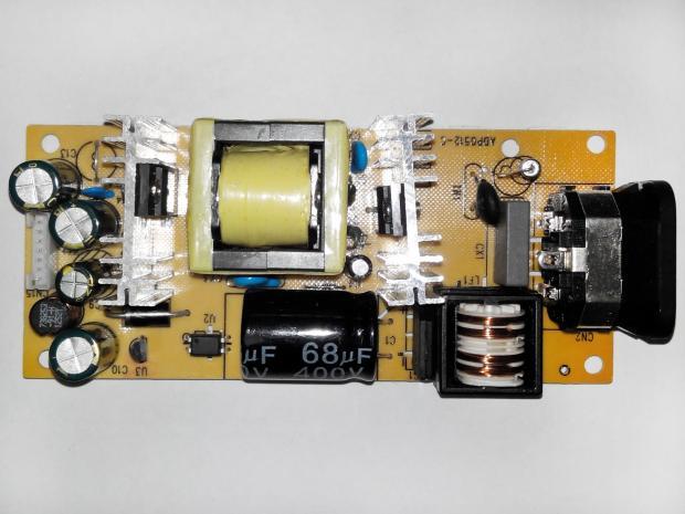 Блок питания монитора 5V +12V ADP0512-C