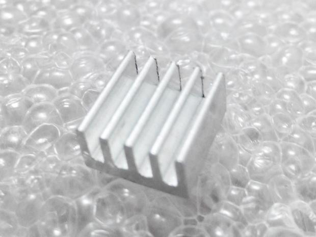 Радиатор для микросхем