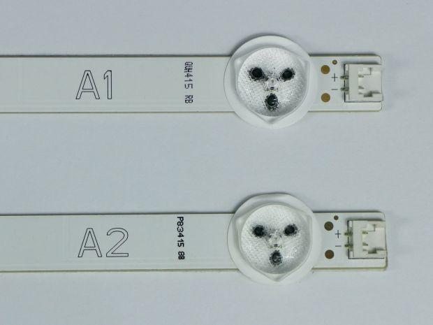 "Подсветка LG 32"" ROW2.1 REV 0.9 7/8 LED 3V"