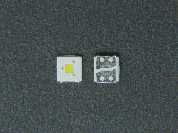 Светодиод 3535 3V 2.4W LUMENS