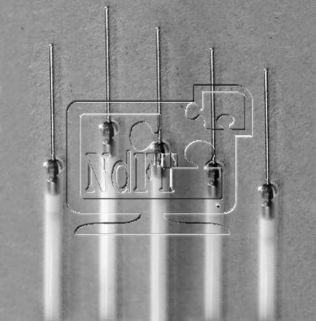 """Лампа подсветки CCFL 657mm 3mm 29"""" LCD TV"""
