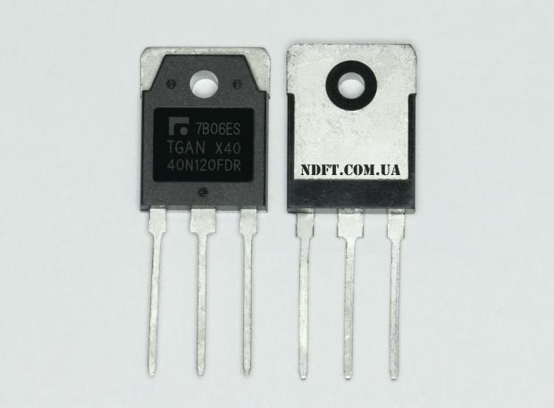 40N120 TGAN40N120FDR IGBT TO-3P