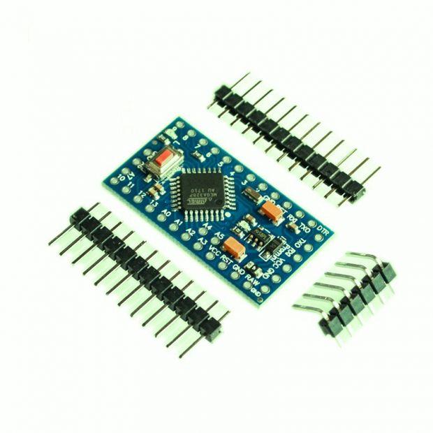Плата Arduino Pro Mini ATmega328 16MHz