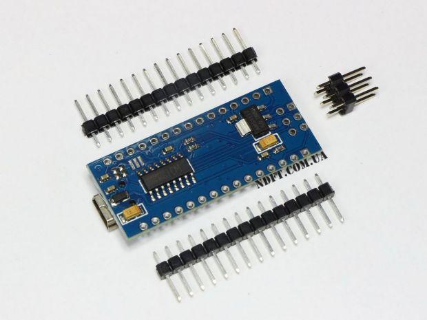 Плата Arduino Nano ATmega328 CH340