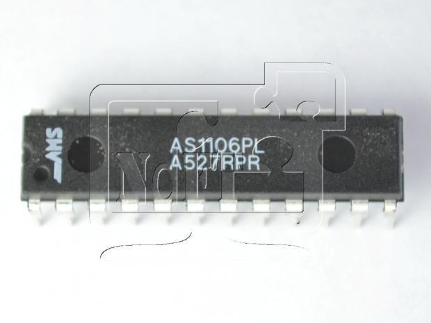Драйвер индикаторов AS1106PL
