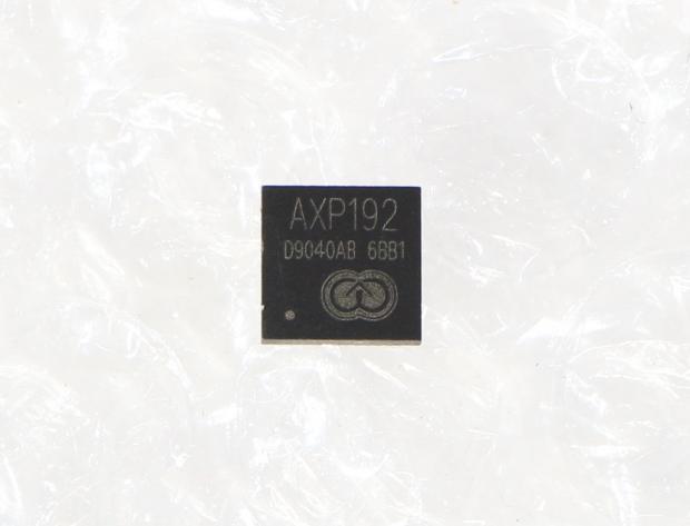 Контроллер питания AXP192
