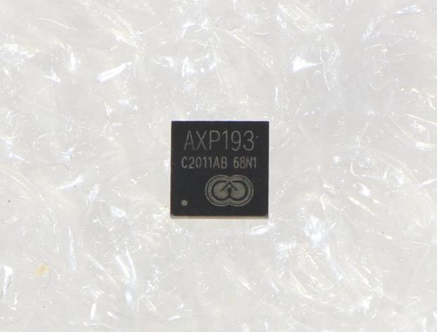 Контроллер питания AXP193