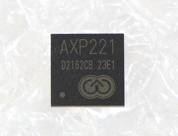 Контроллер питания AXP221