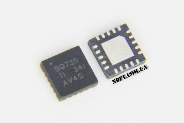 Контроллер заряда BQ24735RGRR BQ24735 BQ735 QFN20