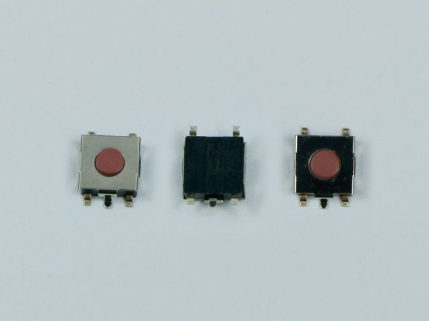 Кнопки SMD 6*6*2,5мм