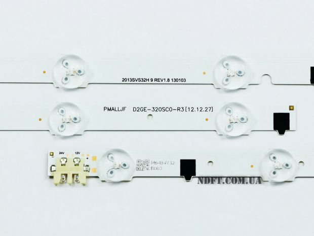 "Планка Samsung 32"" D2GE-320SC0-R3 2013SVS32H 9 LED 3V"