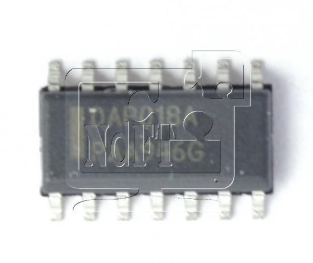 ШИМ контроллер DAP018A