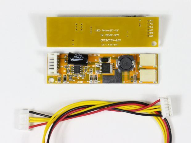 Драйвер универсальной подсветки на DF6113 1.5 А