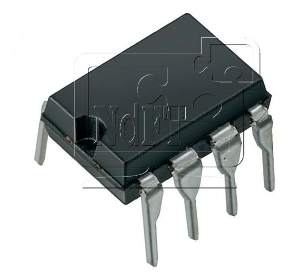 Высоковольтный ШИМ 3B0565J ICE3B0565J DIP8