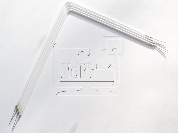 Лампы подсветки CCFL формата-L shape 2.0*192mm+112mm