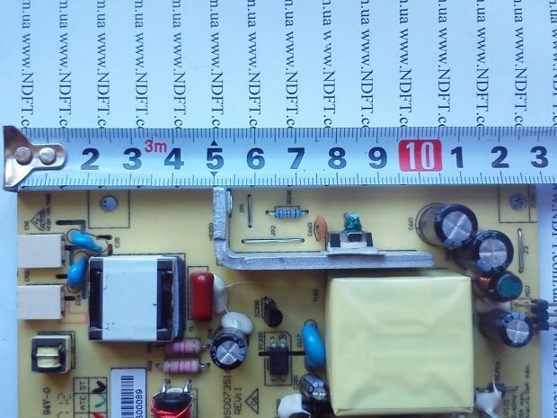 Универсальный блок питания с инвертором FSP040