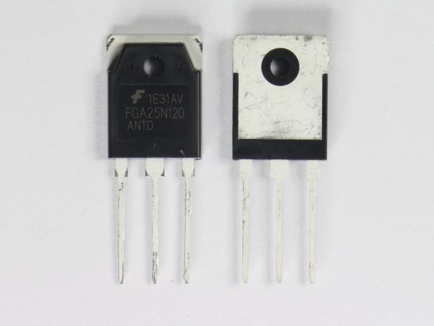 IGBT транзистор FGA25N120ANTD FGA25N120 25N120