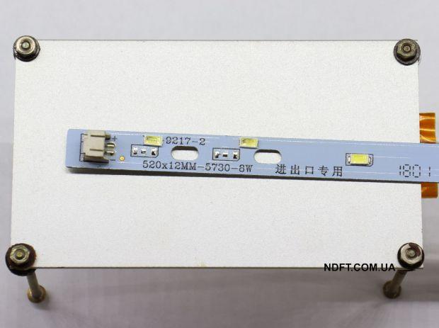 PTC нагреватель для пайки светодиодов 200W