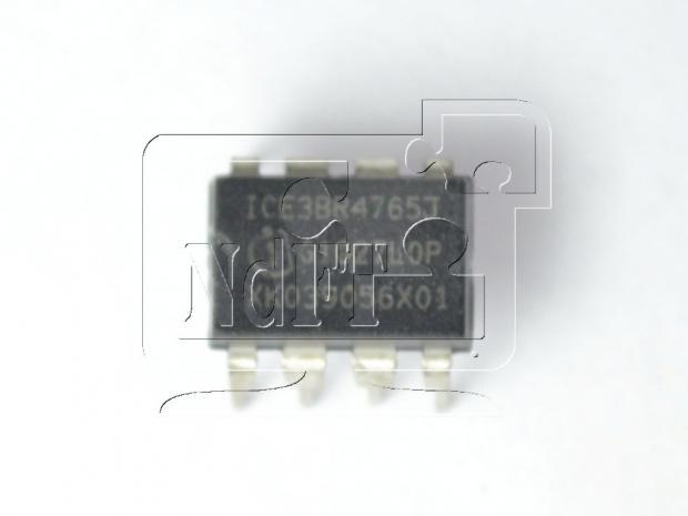 ШИМ контроллер 3BR4765J ICE3BR4765J DIP8