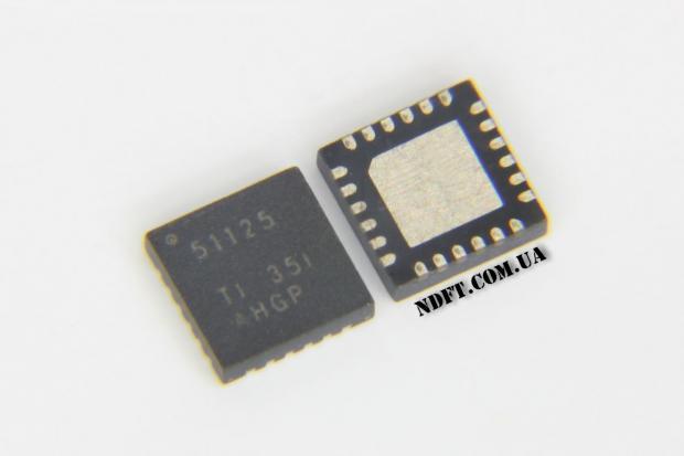 TPS51125 QFN24
