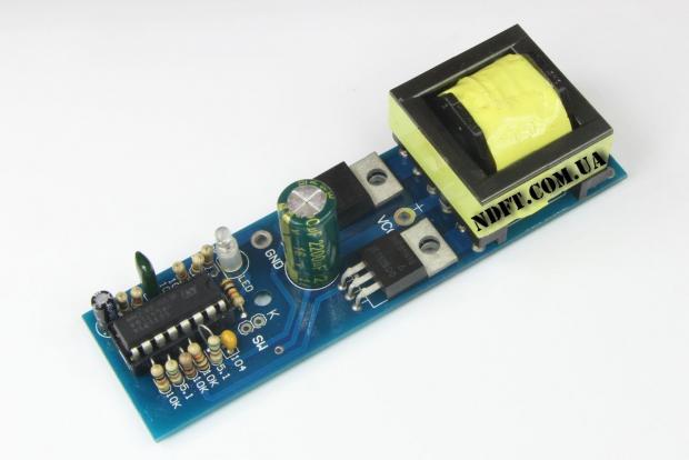 12V-220-110 преобразователь H6B5