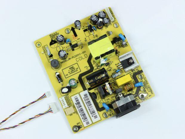 Универсальный БП 12V 5V с драйвером LED 6PIN