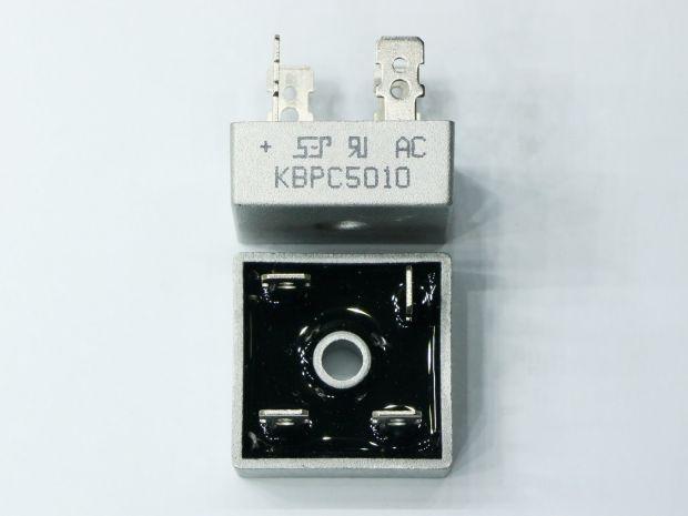 Диодный мост KBPC5010 1000V 50A