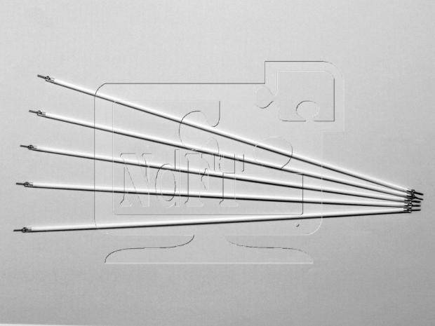 v190mm CCFL 2.4mm лампы подсветки LCD