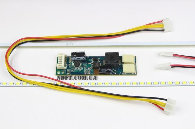 """Универсальная LED подсветка для 15-24"""" LED мониторов"""