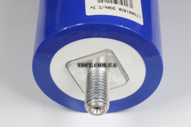 Литий-титанатный аккумулятор LT066160A 30Ач