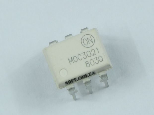 Оптопара MOC3021 DIP6