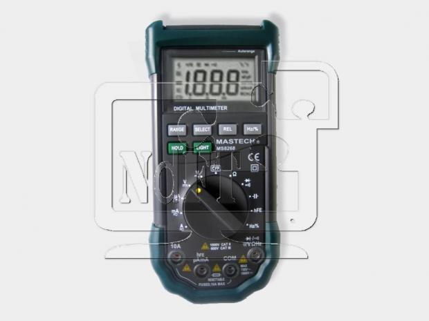 Мультиметр MS8268