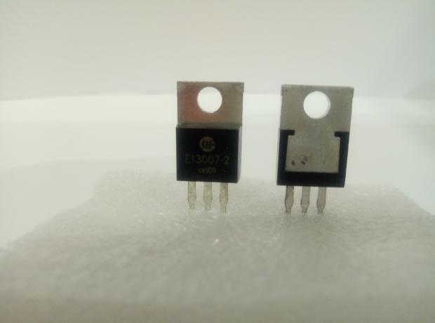 Транзистор биполярный E13007-2