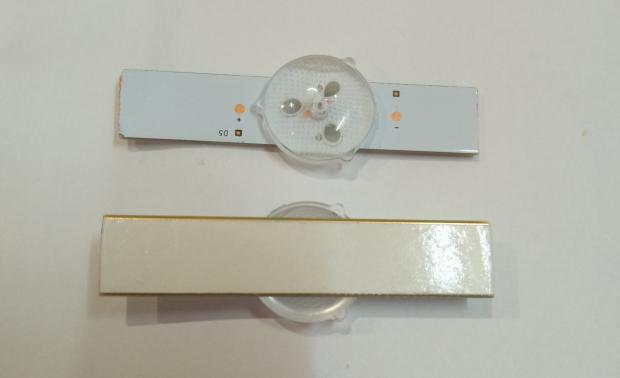 светодиод 3v LED с рассеивателем