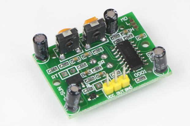 Датчик движения инфракрасный (PIR Sensor) HC-SR501