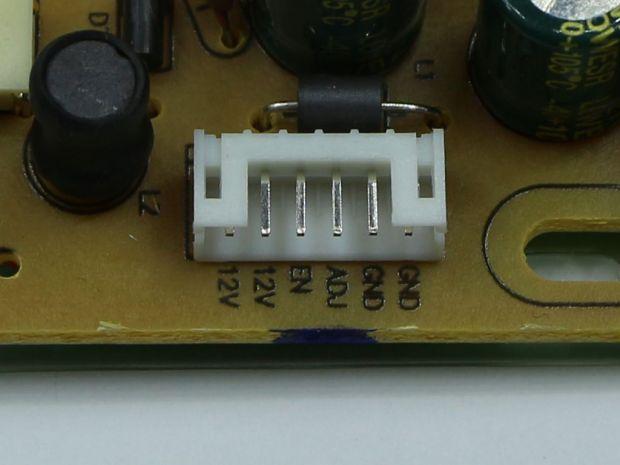 БП 12V 3A с драйвером LED 1.2A