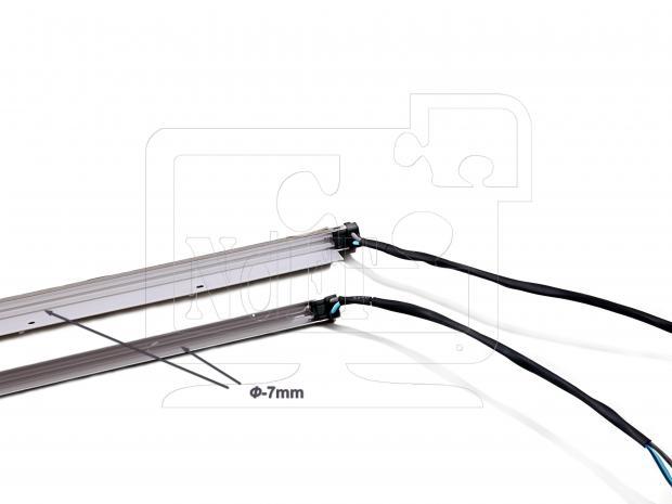 """22""""w комплект CCFL ламп подсветки в касетах (толщина 7mm)"""