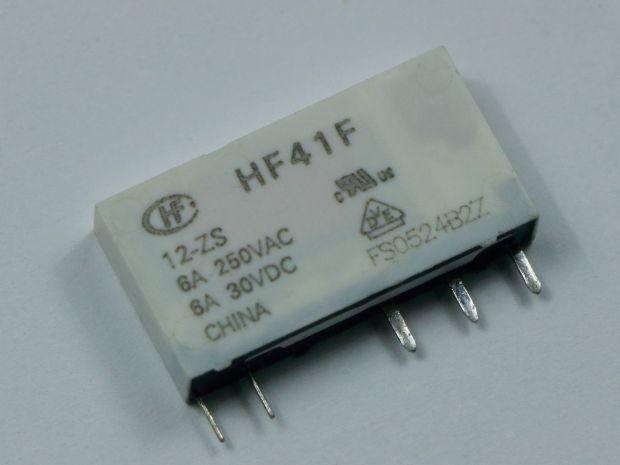 Реле HF41F 12-ZS