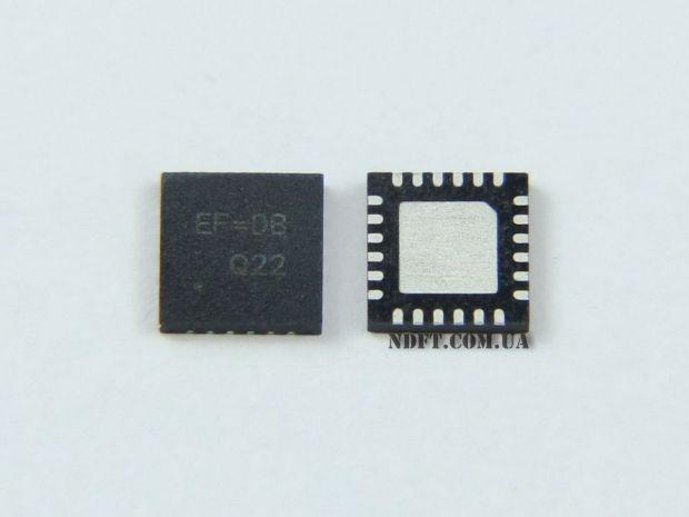 ШИМ RT8207 RT8207LGQW WQFN-24L (EF=)