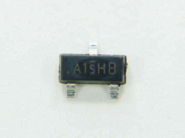 SI2301 SOT-23 20V 2,3A P-ch MOSFET (A1SHB)
