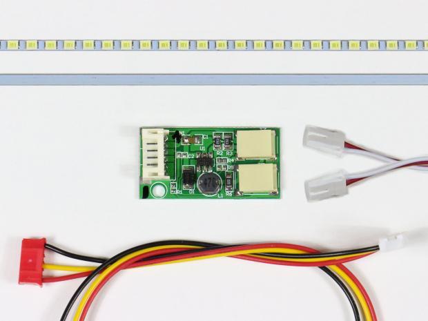 """Набор LED подсветки для 15"""" 335mm"""