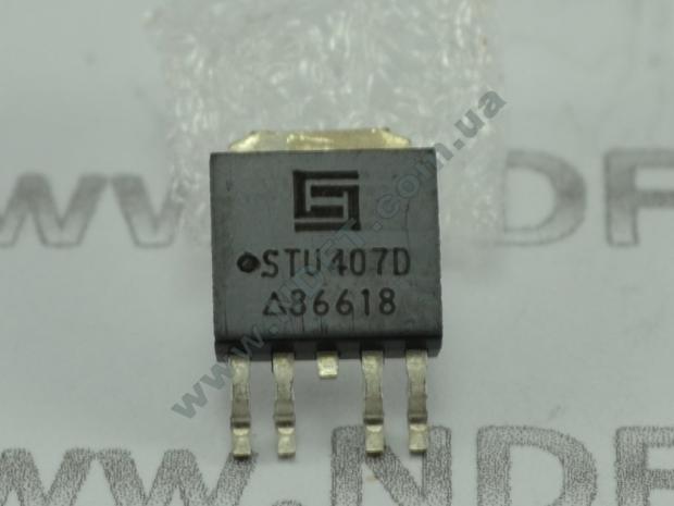 Сборка полевых транзисторов STU407 STU407D TO-252-4L