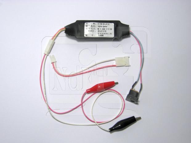 """Тестер для CCFL ламп 5-24"""" Light + провода"""