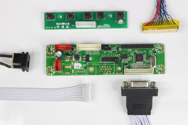 Универсальный скалер MT561-MD V2.1