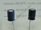 Конденсатор электролитический 220мкФ x35В RD Samwha