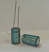 Конденсатор электролитический 1000мкФ x 25В Sanyo