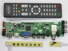 Универсальный скалер с DVB-T2 T.M3663.81