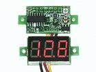 "Вольтметр 0-300V DC 0.36"" LED"