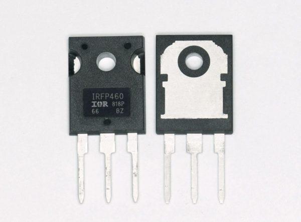 irfp460 силовой полевой транзистор