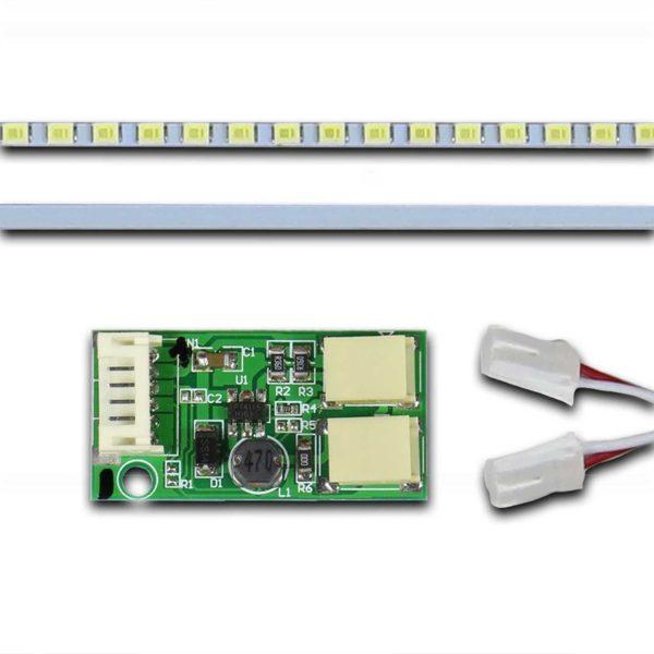 """LED подсветка 12"""" 255мм 02"""